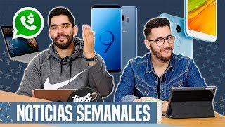 Noticias: El lector del NOTE 9, precio del Galaxy S9 y WhatsApp Pay