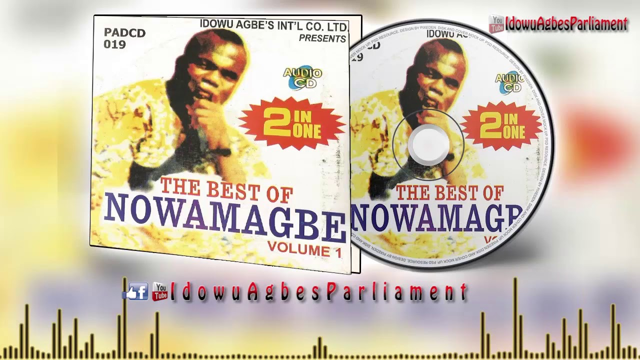 Download Best of Adviser Nowamagbe [Vol 1]►Benin Music Mix (Audio)