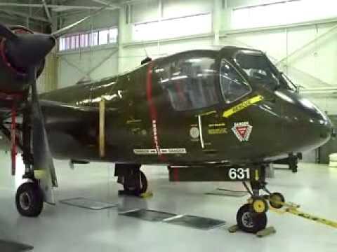 Military Aircraft:  OV-1 Mohawk