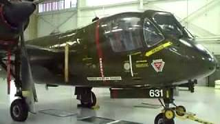 Military Aircraft:  OV-1 Mohawk