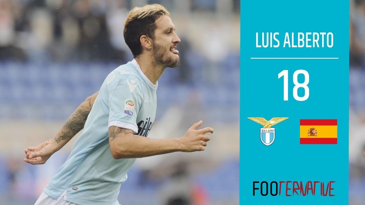 Luis Alberto L Lazio 2017 2018
