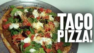 Taco Pizza! (day 659 - 9/14/11)