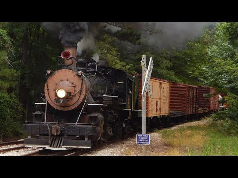 Texas State Railroad Freight Run Part 2!!!