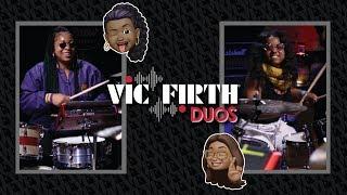 Vic Firth DUOS | Bianca Richardson & Aisha Gaillard