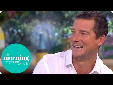 Bear Grylls Was Peed On By A Spice Girl | This Morning