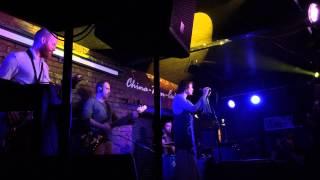 Концерт Инны Желанной в клубе Chuna Town Cafe 8 марта 2014 года - 02