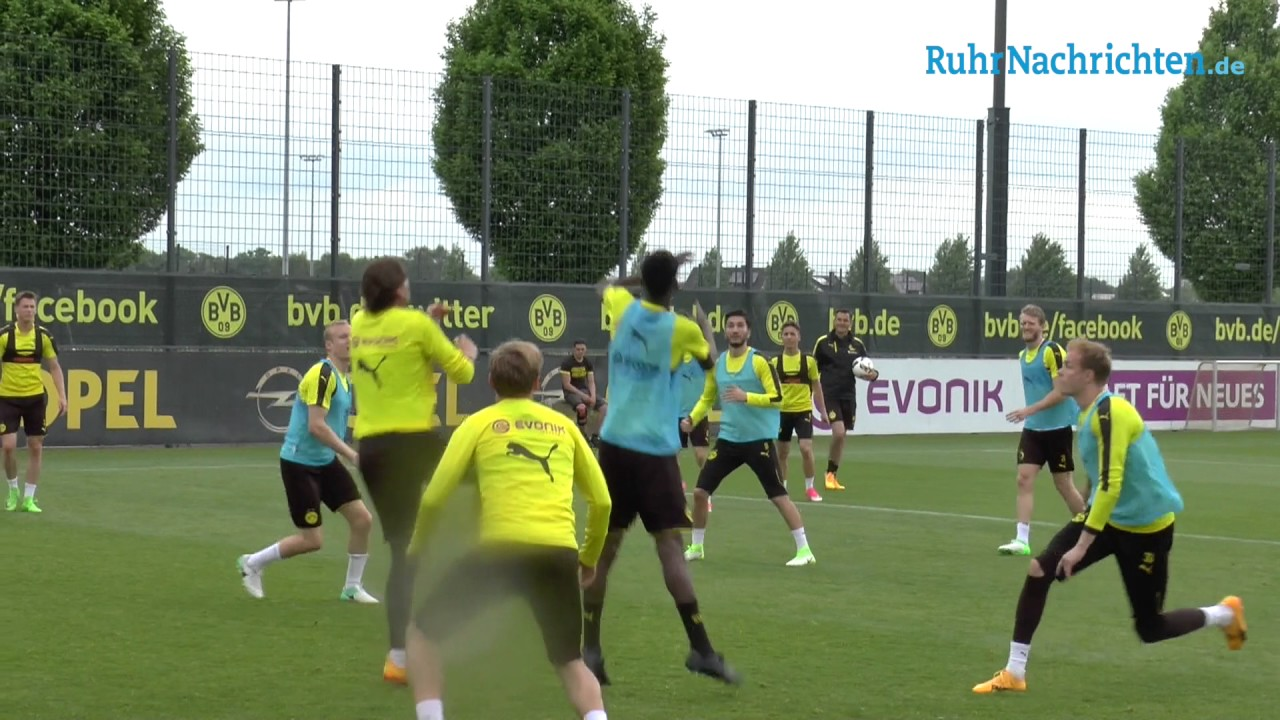 BVB-Training in Brackel am 18. Mai