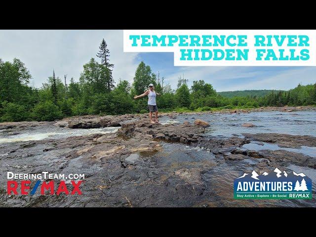 Temperance River - Hidden Falls   Minnesota