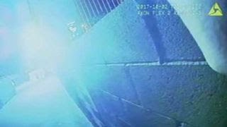 Police release body cam footage of Las Vegas shooting