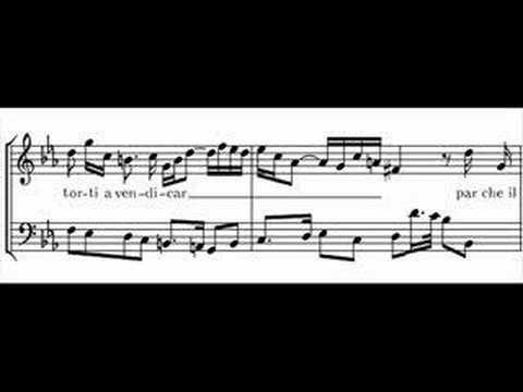 "Handel - G. Cesare in Egitto ""Cara Speme"" Marianne Rorholm"
