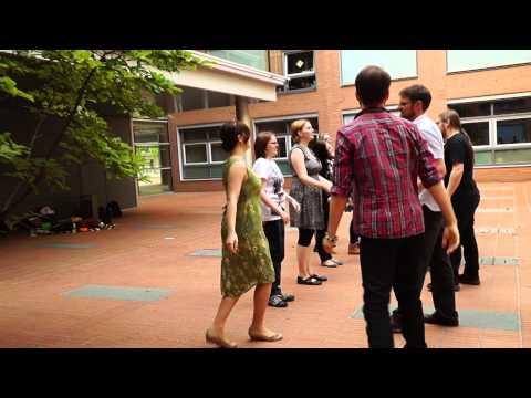 Irish Dancing Leipzig University  2015