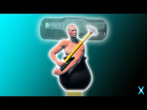 If I fall, the video ends  - Getting Over It