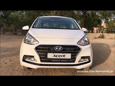Hyundai Xcent 2017 Real life review