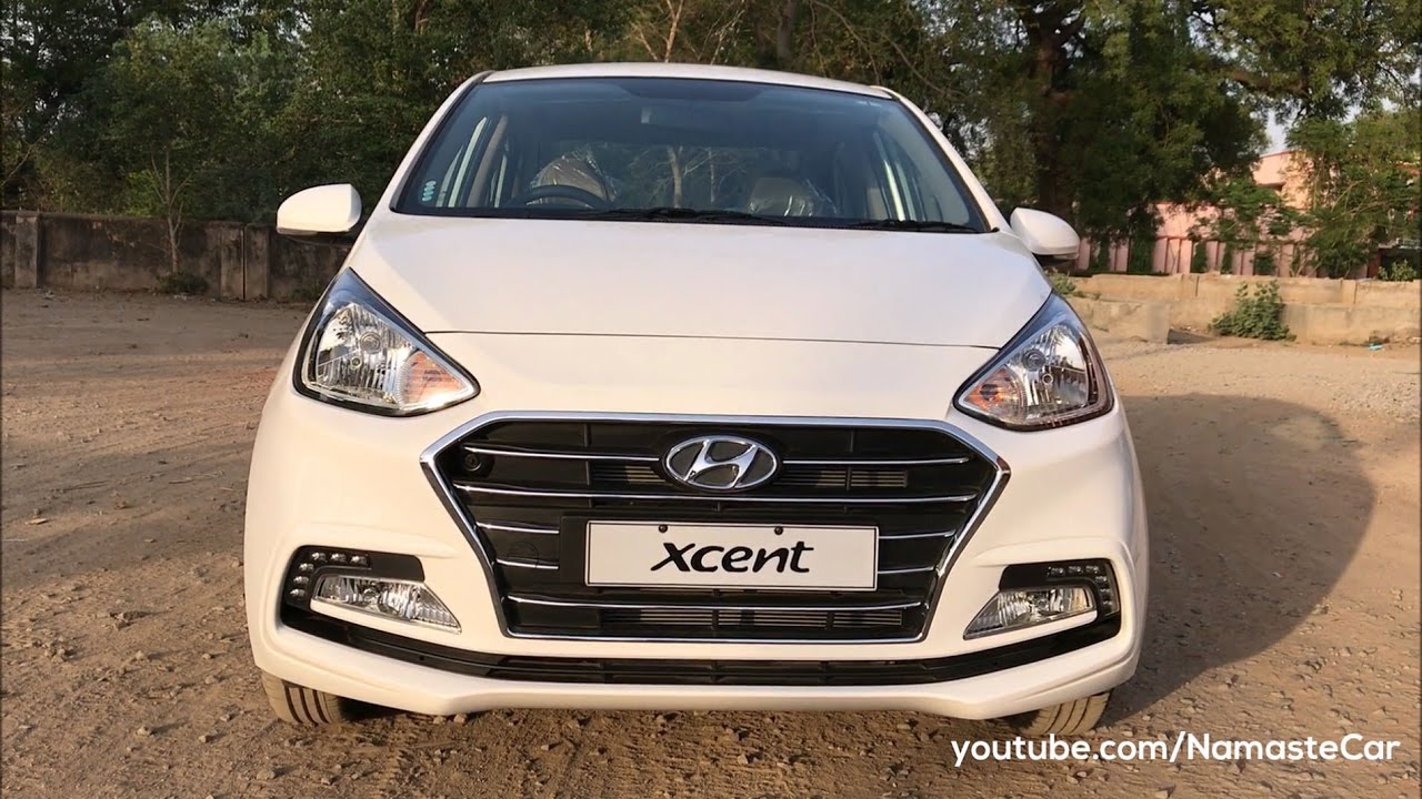Hyundai Xcent 2017 Real Life Review Youtube