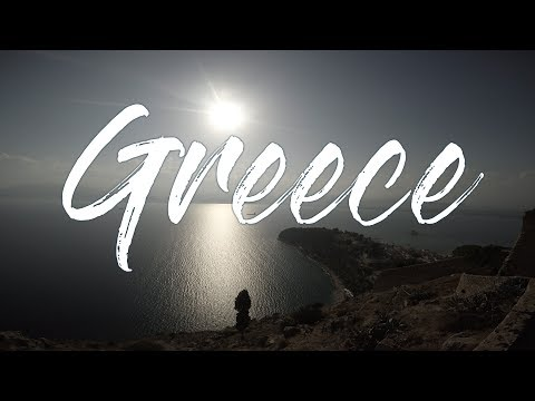 Greece (Epidaurus) - a breath of Greek culture
