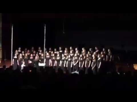 Songs Of A Disney Princess (Medley) -FWHS Treble Choir May 2015