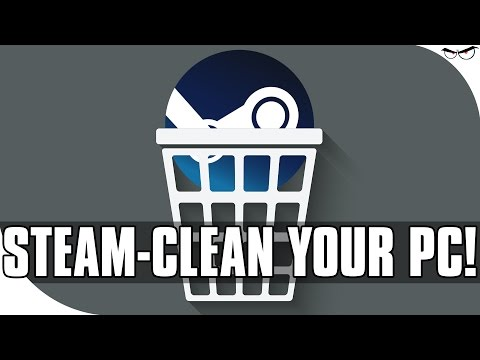 How to Delete Steam Junk Files Quickly!