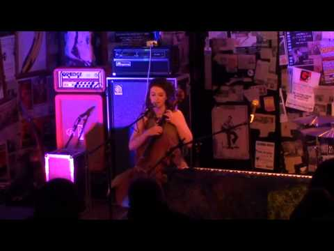 Alana Henderson Song about A Song Live @ The Cellar Bar Draperstown