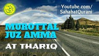Video Surat At Thariq Merdu | Murottal Juz Amma/Juz 30 - Metode Ummi Foundation download MP3, 3GP, MP4, WEBM, AVI, FLV Februari 2018