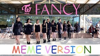 [K-pop in Public Challenge] TWICE (트와이스) - FANCY Full Dance Cover by SoNE1