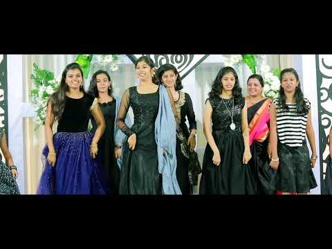 Wedding Dance - Grooms Sisters - Maliniyude theerangal - Mandharame -  Tukkuru Tukkuru