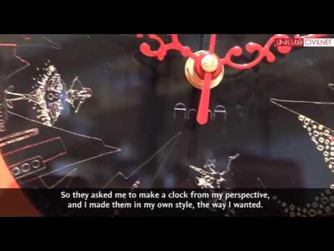 Hidden Yerevan: Clocks as art form  / Արվեստ ժամացույցի մեջ