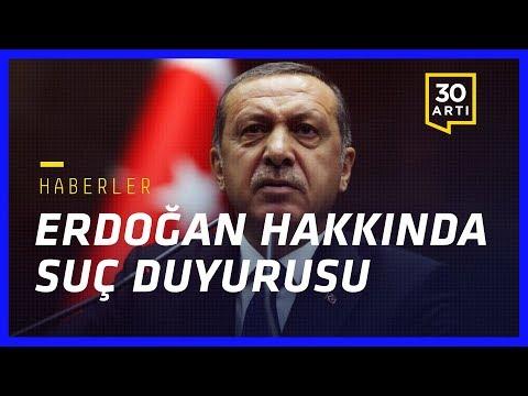Erdoğan hakkında suç duyurusu… HSK'ya...