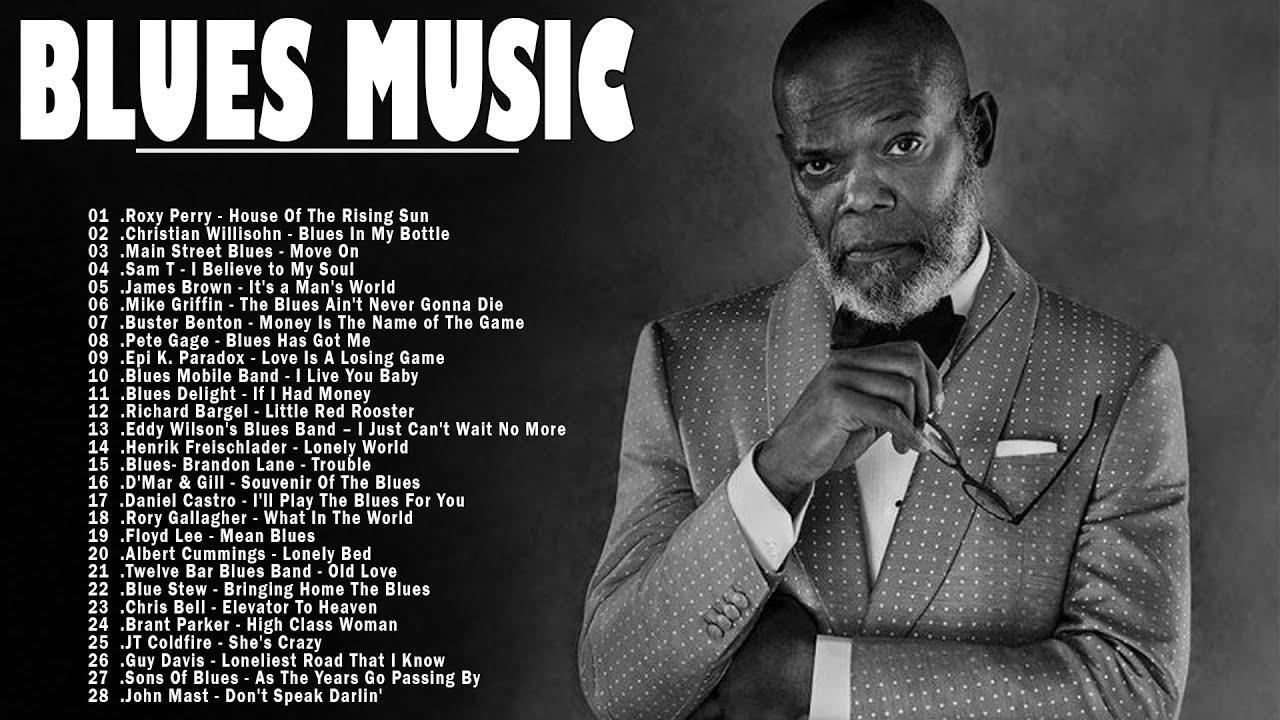 Download Relaxing Blues Music | Best Of Slow Blues / Rock #1 | Best Songs Blues Music