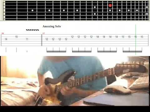Canon Rock Guitar Lesson - How to play the YouTube classic! (www.GuitarTeacher.com)