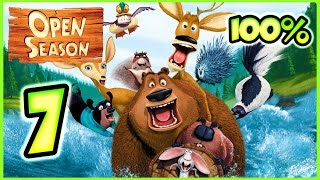 Open Season Walkthrough Part 7 (X360, Wii, PS2, PC, XBOX) 100% Mission 15 - 16