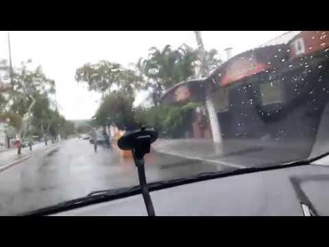 Dia Com Chuva Em Cabo Frio - RJ / Brasil