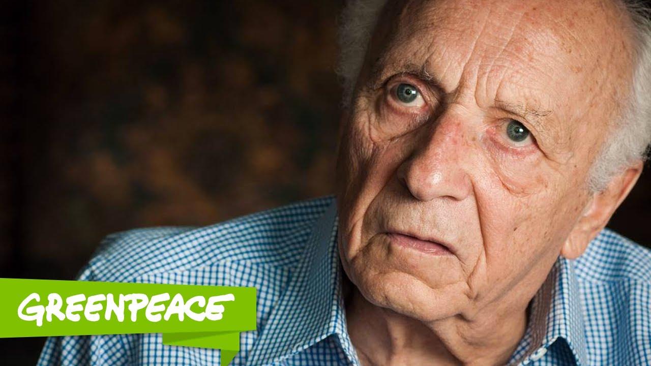 Greenpeace entrevista Rubens Ricupero - parte 1
