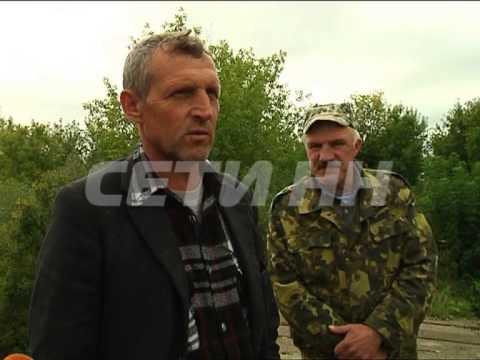 Затяжные дожди отрезали от большой земли три села в Гагинском районе