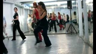 Людмила Квасневская - Джаз модерн / Jazz Modern - Центр танца MainStream