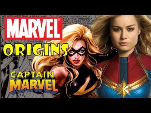 ORIGINS - Captain Marvel (Carol Danvers)