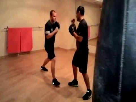 Berlin Martial Arts Group Turkey JKD Beginners Class İstanbul 2