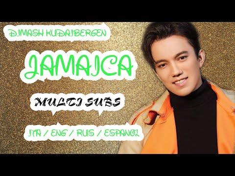 DIMASH    JAMAICA    BEST AUDIO / MULTI SUBS (ENG/RUS/ESP/KAZAKH)