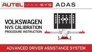 Volkswagen NVS Calibration Procedure Instruction