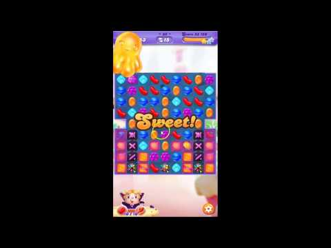 Candy Crush Friends Saga level 62 ~ Vampire Mode