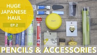 Japan Haul Ep. 2 Stationery Tools & Accessories | SpottedJournal