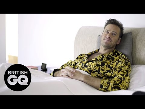 Armie Hammer interview - The actor talks white privilege and