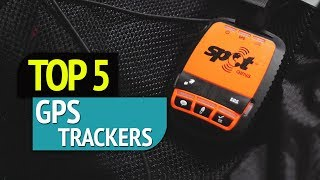 TOP 5: GPS trackers