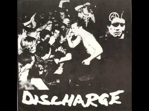 discharge-the final bloodbath