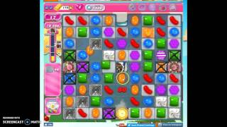Candy Crush Level 1436 help w/audio tips, hints, tricks