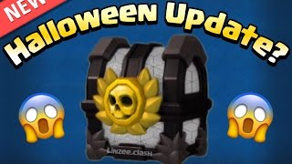 Making of the Halloween Chest- Time Lapse Video