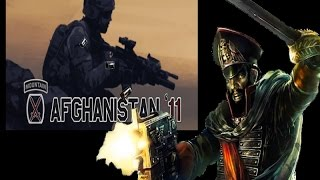 Afghanistan '11 Review and Gameplay