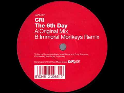 C.R.I. - The 6th Day (Immoral Monkeys Remix) [B side]