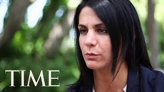 'No Way For A Person To Live': Sex Trafficking Victim Speaks Out After Her Rescue | TIME thumbnail