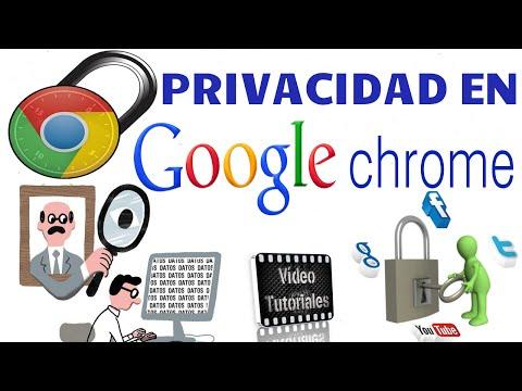 Como Tener 100% De Privacidad En Tu Navegador Google Chrome...!!!