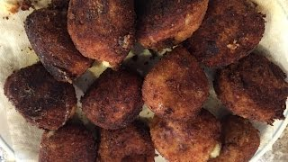 How To Make Italian Arancini (rice Balls)